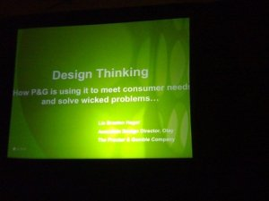 Design Thinking Presentation at HOW Design Conference 2008